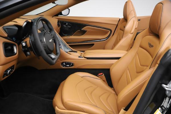 New 2021 Aston Martin DBS Superleggera Volante Convertible for sale $402,786 at Maserati of Westport in Westport CT 06880 14
