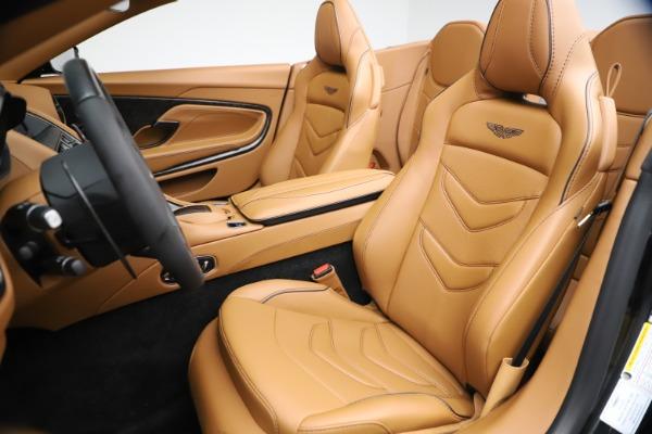 New 2021 Aston Martin DBS Superleggera Volante Convertible for sale $402,786 at Maserati of Westport in Westport CT 06880 15