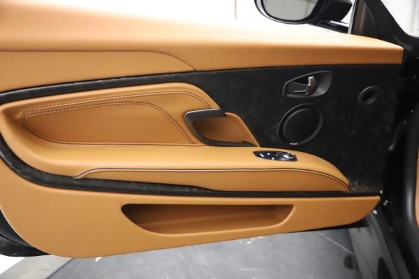 New 2021 Aston Martin DBS Superleggera Volante Convertible for sale $402,786 at Maserati of Westport in Westport CT 06880 16