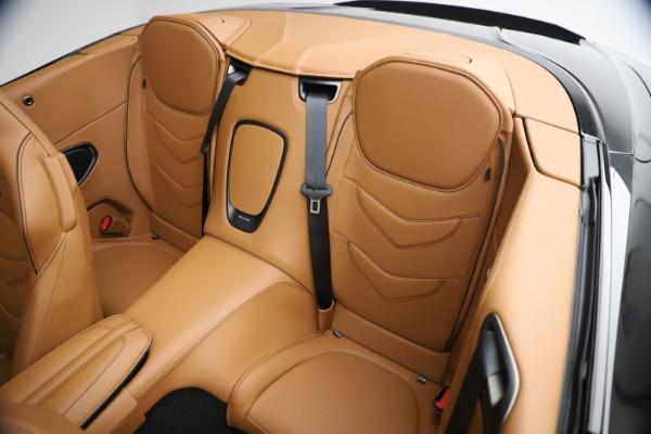 New 2021 Aston Martin DBS Superleggera Volante Convertible for sale $402,786 at Maserati of Westport in Westport CT 06880 17