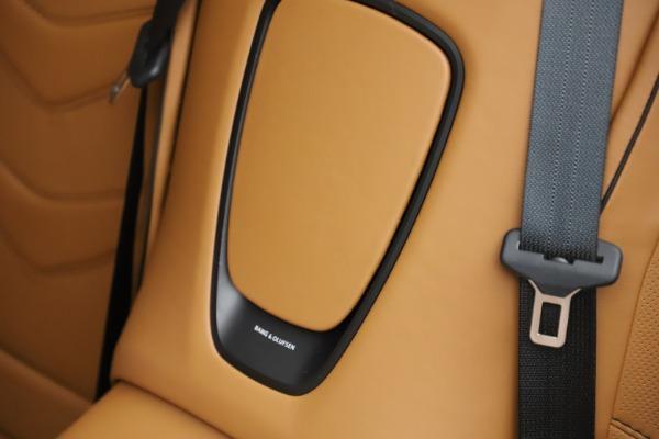 New 2021 Aston Martin DBS Superleggera Volante Convertible for sale $402,786 at Maserati of Westport in Westport CT 06880 18