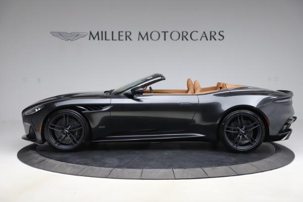 New 2021 Aston Martin DBS Superleggera Volante Convertible for sale $402,786 at Maserati of Westport in Westport CT 06880 2