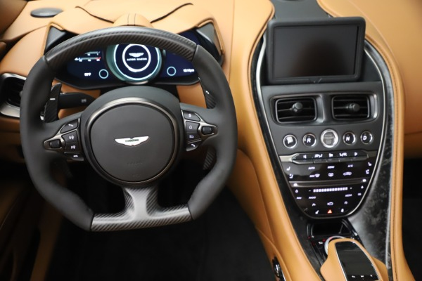 New 2021 Aston Martin DBS Superleggera Volante Convertible for sale $402,786 at Maserati of Westport in Westport CT 06880 20