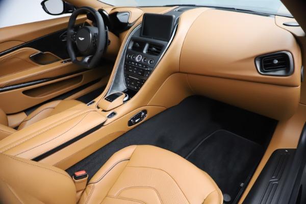 New 2021 Aston Martin DBS Superleggera Volante Convertible for sale $402,786 at Maserati of Westport in Westport CT 06880 21