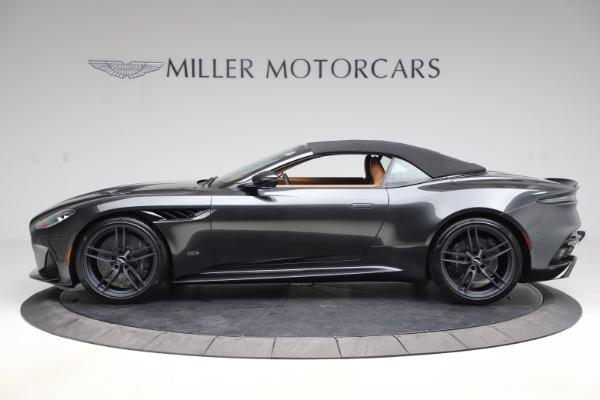 New 2021 Aston Martin DBS Superleggera Volante Convertible for sale $402,786 at Maserati of Westport in Westport CT 06880 26