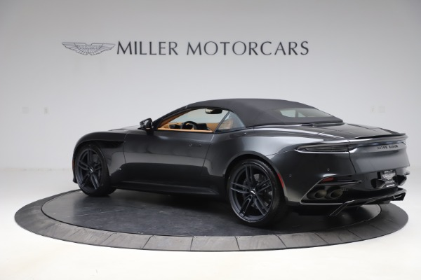 New 2021 Aston Martin DBS Superleggera Volante Convertible for sale $402,786 at Maserati of Westport in Westport CT 06880 27