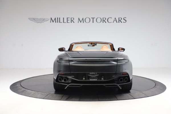 New 2021 Aston Martin DBS Superleggera Volante Convertible for sale $402,786 at Maserati of Westport in Westport CT 06880 5