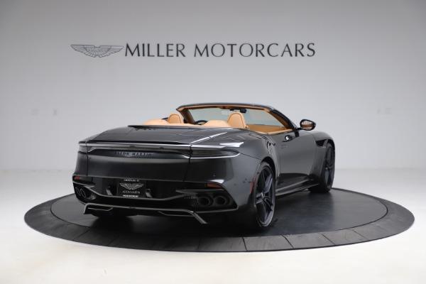 New 2021 Aston Martin DBS Superleggera Volante Convertible for sale $402,786 at Maserati of Westport in Westport CT 06880 6
