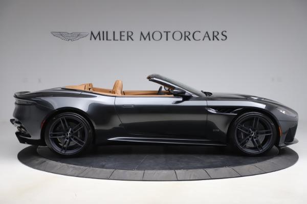 New 2021 Aston Martin DBS Superleggera Volante Convertible for sale $402,786 at Maserati of Westport in Westport CT 06880 8