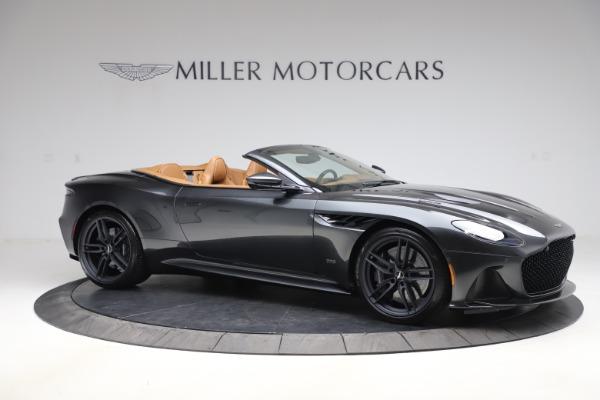 New 2021 Aston Martin DBS Superleggera Volante Convertible for sale $402,786 at Maserati of Westport in Westport CT 06880 9