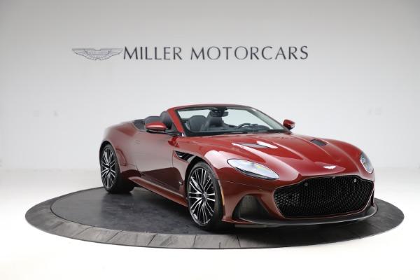 New 2021 Aston Martin DBS Superleggera Volante for sale $362,486 at Maserati of Westport in Westport CT 06880 10