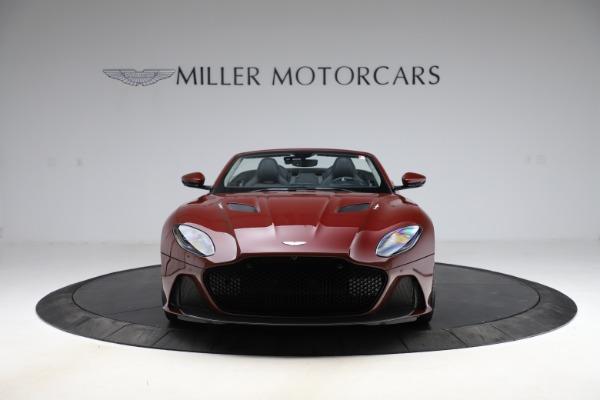 New 2021 Aston Martin DBS Superleggera Volante for sale $362,486 at Maserati of Westport in Westport CT 06880 11
