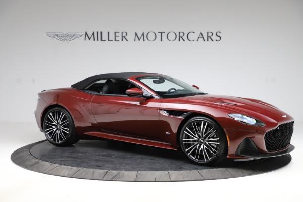 New 2021 Aston Martin DBS Superleggera Volante for sale $362,486 at Maserati of Westport in Westport CT 06880 13