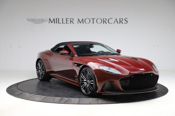 New 2021 Aston Martin DBS Superleggera Volante for sale $362,486 at Maserati of Westport in Westport CT 06880 14
