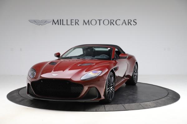 New 2021 Aston Martin DBS Superleggera Volante for sale $362,486 at Maserati of Westport in Westport CT 06880 16