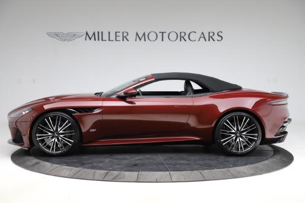 New 2021 Aston Martin DBS Superleggera Volante for sale $362,486 at Maserati of Westport in Westport CT 06880 17