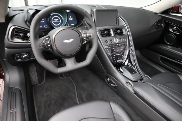 New 2021 Aston Martin DBS Superleggera Volante for sale $362,486 at Maserati of Westport in Westport CT 06880 19