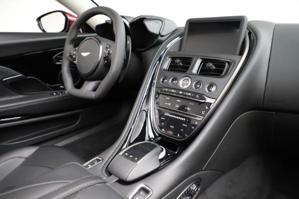 New 2021 Aston Martin DBS Superleggera Volante for sale $362,486 at Maserati of Westport in Westport CT 06880 22