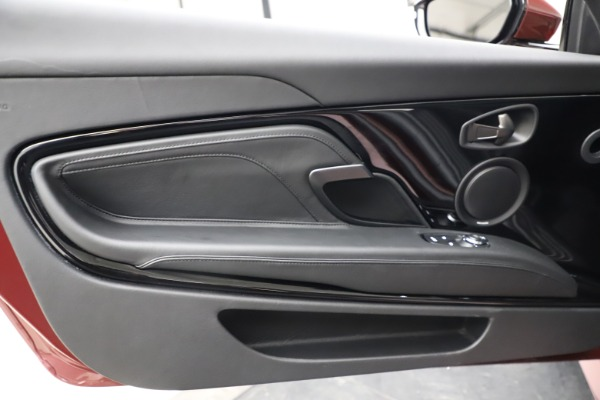 New 2021 Aston Martin DBS Superleggera Volante for sale $362,486 at Maserati of Westport in Westport CT 06880 23