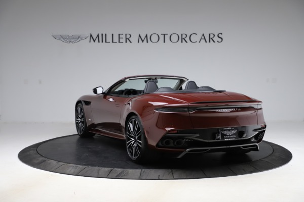 New 2021 Aston Martin DBS Superleggera Volante for sale $362,486 at Maserati of Westport in Westport CT 06880 4