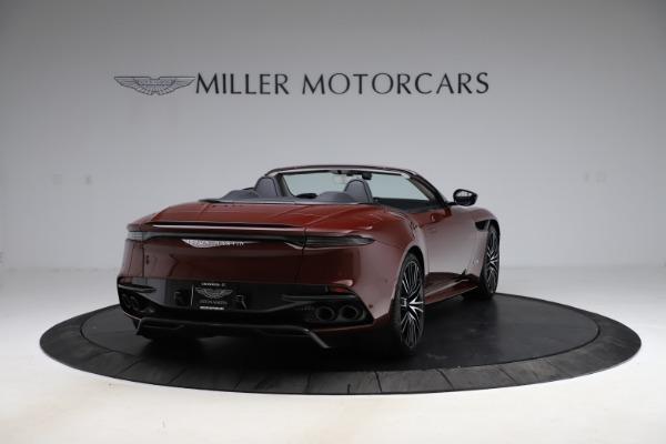New 2021 Aston Martin DBS Superleggera Volante for sale $362,486 at Maserati of Westport in Westport CT 06880 6