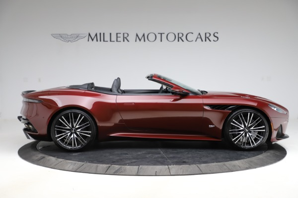 New 2021 Aston Martin DBS Superleggera Volante for sale $362,486 at Maserati of Westport in Westport CT 06880 8