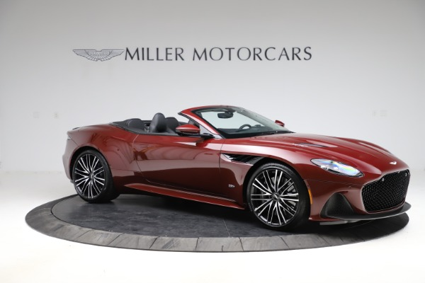 New 2021 Aston Martin DBS Superleggera Volante for sale $362,486 at Maserati of Westport in Westport CT 06880 9