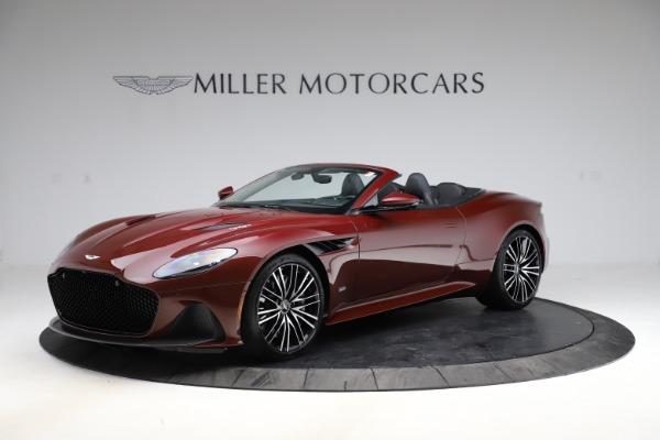 New 2021 Aston Martin DBS Superleggera Volante for sale $362,486 at Maserati of Westport in Westport CT 06880 1