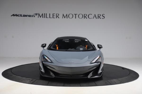 Used 2019 McLaren 600LT Coupe for sale $229,900 at Maserati of Westport in Westport CT 06880 10