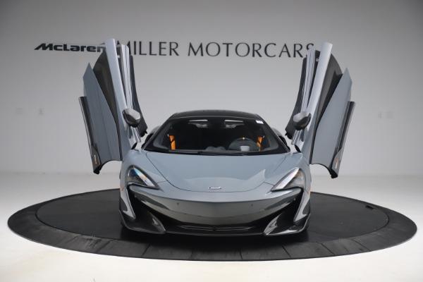 Used 2019 McLaren 600LT Coupe for sale $229,900 at Maserati of Westport in Westport CT 06880 11
