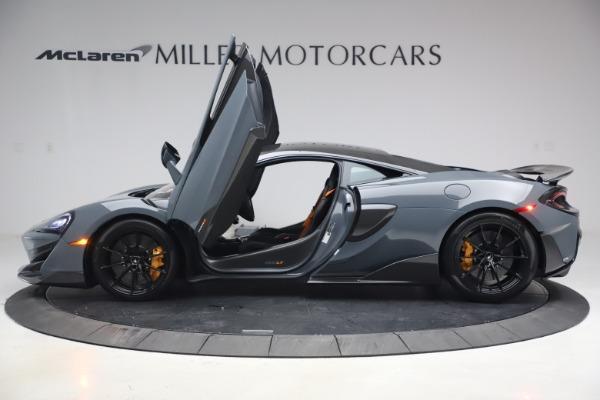 Used 2019 McLaren 600LT Coupe for sale $229,900 at Maserati of Westport in Westport CT 06880 13