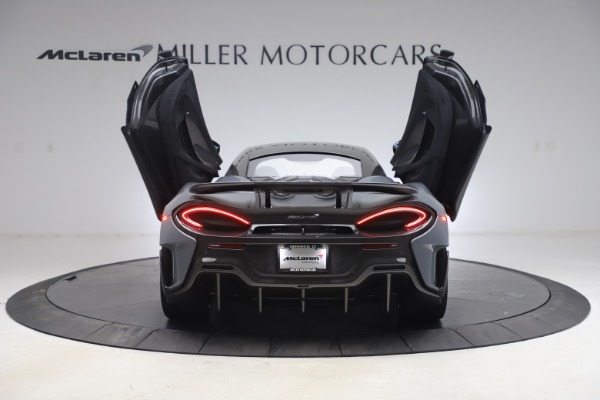 Used 2019 McLaren 600LT Coupe for sale $229,900 at Maserati of Westport in Westport CT 06880 15