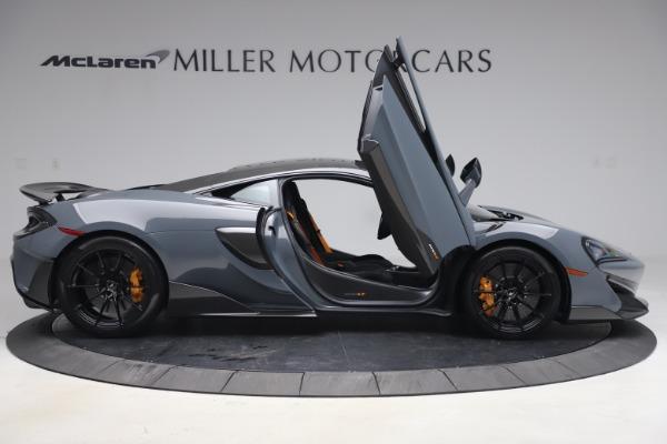 Used 2019 McLaren 600LT Coupe for sale $229,900 at Maserati of Westport in Westport CT 06880 17