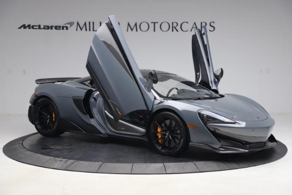 Used 2019 McLaren 600LT Coupe for sale $229,900 at Maserati of Westport in Westport CT 06880 18
