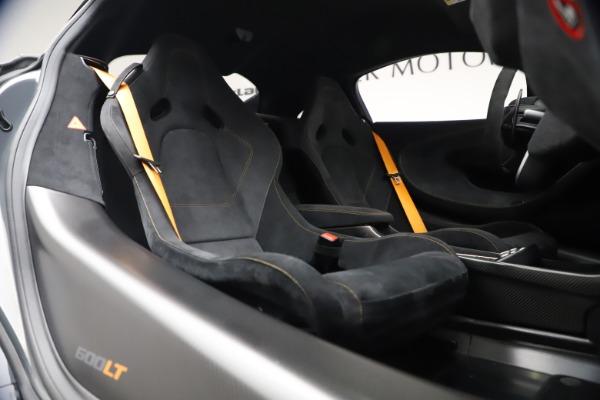 Used 2019 McLaren 600LT Coupe for sale $229,900 at Maserati of Westport in Westport CT 06880 19