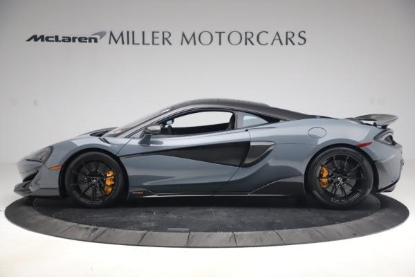 Used 2019 McLaren 600LT Coupe for sale $229,900 at Maserati of Westport in Westport CT 06880 2