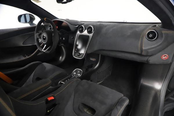 Used 2019 McLaren 600LT Coupe for sale $229,900 at Maserati of Westport in Westport CT 06880 20