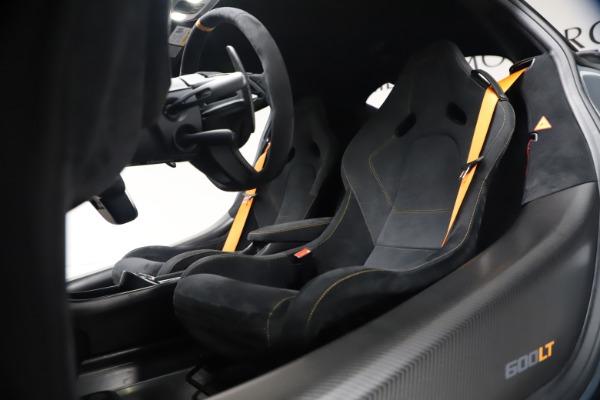 Used 2019 McLaren 600LT Coupe for sale $229,900 at Maserati of Westport in Westport CT 06880 21