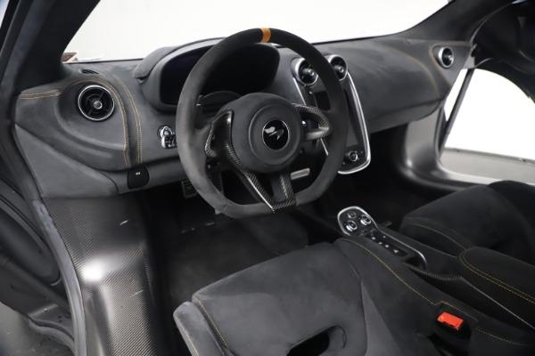Used 2019 McLaren 600LT Coupe for sale $229,900 at Maserati of Westport in Westport CT 06880 22