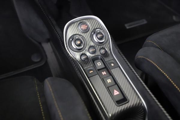Used 2019 McLaren 600LT Coupe for sale $229,900 at Maserati of Westport in Westport CT 06880 24