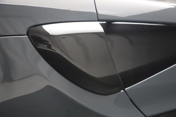 Used 2019 McLaren 600LT Coupe for sale $229,900 at Maserati of Westport in Westport CT 06880 28