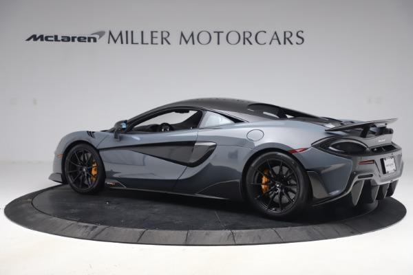 Used 2019 McLaren 600LT Coupe for sale $229,900 at Maserati of Westport in Westport CT 06880 3