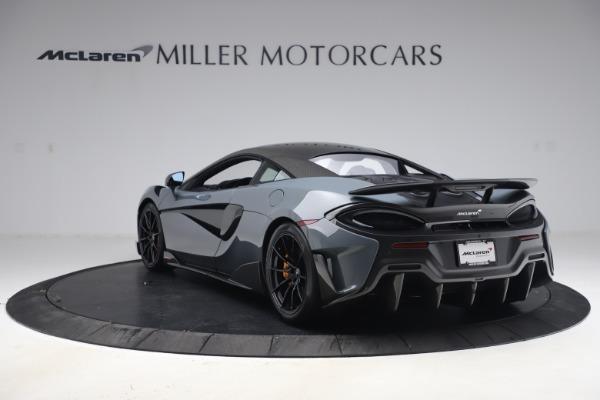Used 2019 McLaren 600LT Coupe for sale $229,900 at Maserati of Westport in Westport CT 06880 4