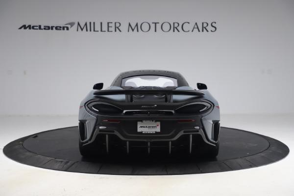 Used 2019 McLaren 600LT Coupe for sale $229,900 at Maserati of Westport in Westport CT 06880 5
