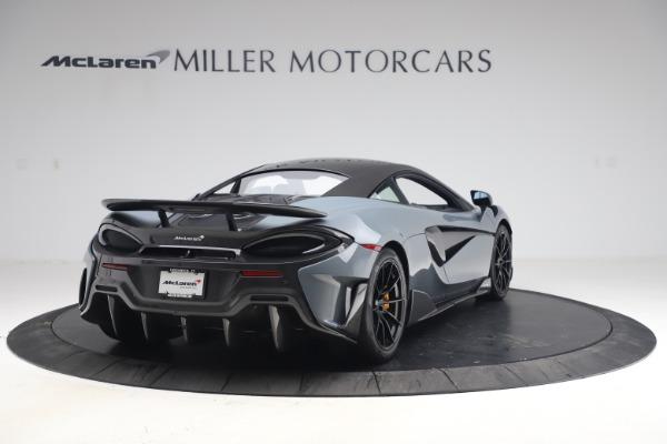 Used 2019 McLaren 600LT Coupe for sale $229,900 at Maserati of Westport in Westport CT 06880 6