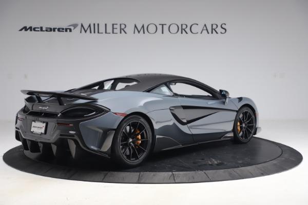 Used 2019 McLaren 600LT Coupe for sale $229,900 at Maserati of Westport in Westport CT 06880 7