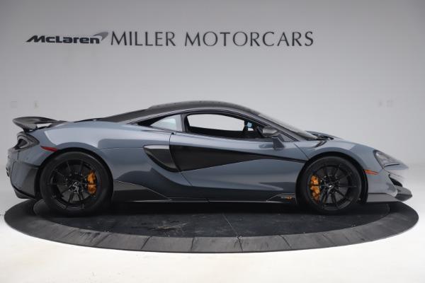 Used 2019 McLaren 600LT Coupe for sale $229,900 at Maserati of Westport in Westport CT 06880 8