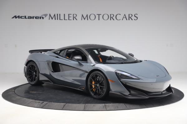 Used 2019 McLaren 600LT Coupe for sale $229,900 at Maserati of Westport in Westport CT 06880 9