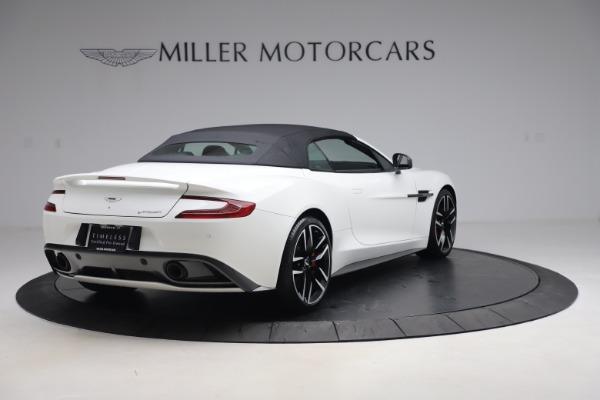 Used 2015 Aston Martin Vanquish Volante for sale $139,900 at Maserati of Westport in Westport CT 06880 16
