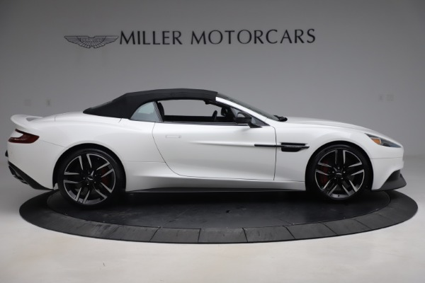 Used 2015 Aston Martin Vanquish Volante for sale $139,900 at Maserati of Westport in Westport CT 06880 17